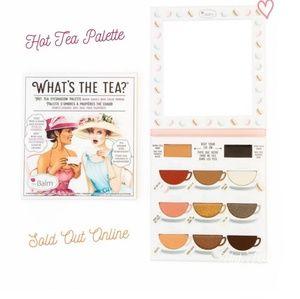 The Balm What's The Tea? Hot Tea Palette 🍵☕